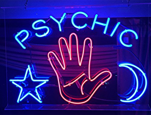 Working With Your Psychic